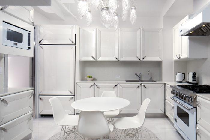 Central Park West Apartment Premium Concept Design