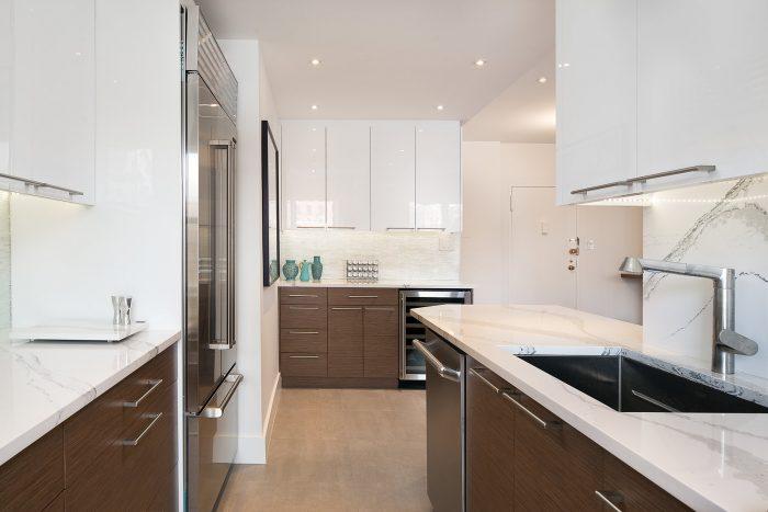 Upper East Side 2 Premium Concept Design Custom Kitchen Cabinets